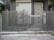 川口市 O様邸 フェンスの施工事例