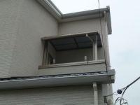 2階用テラス屋根(メニーウェル)
