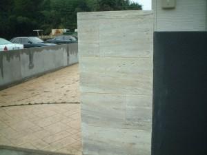 モルタル造形施工例