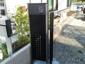 新日軽、ステラ機能門柱