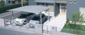 エクステリア、外構商品のカーポート