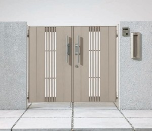 アクシオン門扉