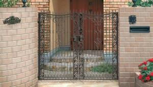エクステリア商品の門扉「ビアンソード」